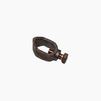 Clamp for rods of dia. 14 up to 20mm with cables of 25mm² up to 95mm²
